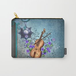 Wonderful violin Carry-All Pouch