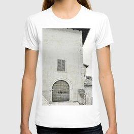 Italian street view T-shirt