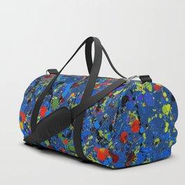 Abstract #913 Duffle Bag