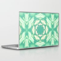 the lights Laptop & iPad Skins featuring Lights by La Señora