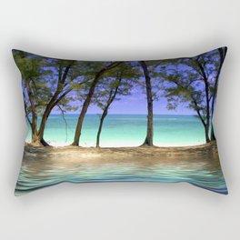 Paradise - Paradise Island, Bahamas Rectangular Pillow