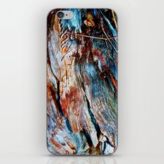 Woodly iPhone & iPod Skin
