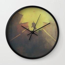 Evasion Wall Clock