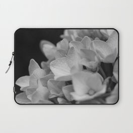 Boquet of black and white Laptop Sleeve