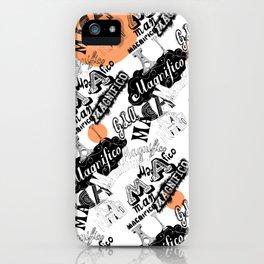 Magnifico! iPhone Case