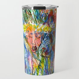 The Sea King Travel Mug