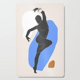 Dance # Nude 1 Cutting Board