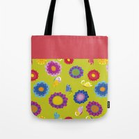 ukraine Tote Bags featuring Picturesque Ukraine by rusanovska