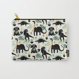 Hipster Dinos Carry-All Pouch