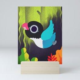 Agapornis Mini Art Print