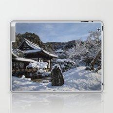 Kyoto Winter 2015 V (Kodaiji)  Laptop & iPad Skin