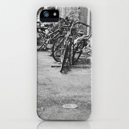 Remnants of Summer iPhone Case