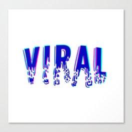 Viral_Soul 001 Canvas Print
