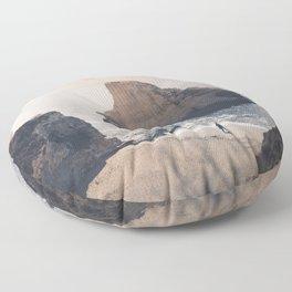 Shark Fin Cove Floor Pillow