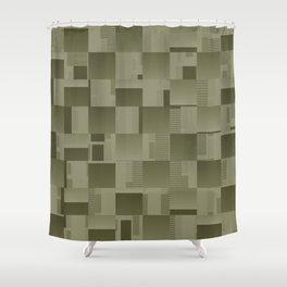 UpscaleNeo 10 Shower Curtain