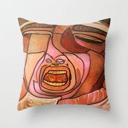 EL MIEDO DEL TORERO Throw Pillow