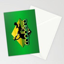 Capoeira Stationery Cards