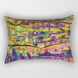 Happy Morning by murumuru Rectangular Pillow