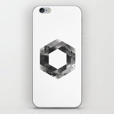 Optical landscape iPhone & iPod Skin