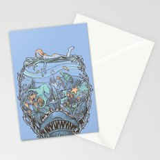 What Lurks Beneath Stationery Cards