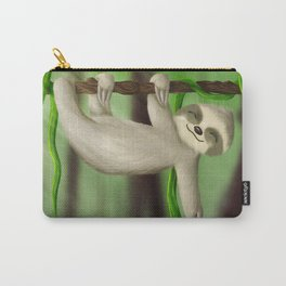 Just slothin' Carry-All Pouch