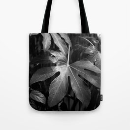 Leaves, Hida-Takayama, Japan Tote Bag