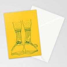 Hairy Legs Stationery Cards