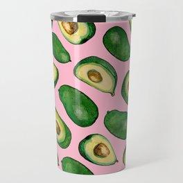 avocado life Travel Mug