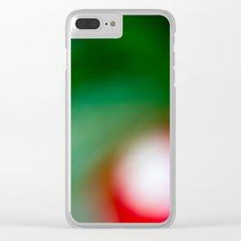 I feel like christmas Clear iPhone Case