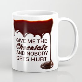 Chocaholic Coffee Mug