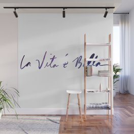 La vita è bella - Life Is Beautiful Wall Mural