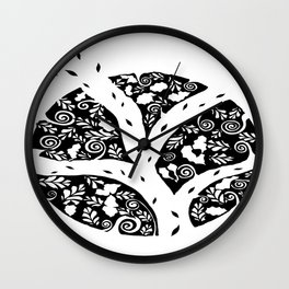 ECOSPHERE Wall Clock