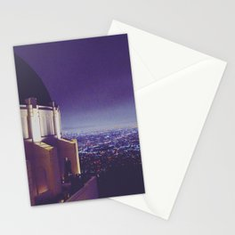 Observing the City Stationery Cards