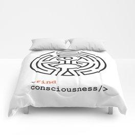 Host Consciousness Comforters