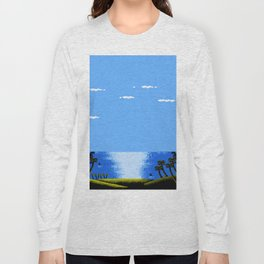 FARAWAY BEACH Long Sleeve T-shirt