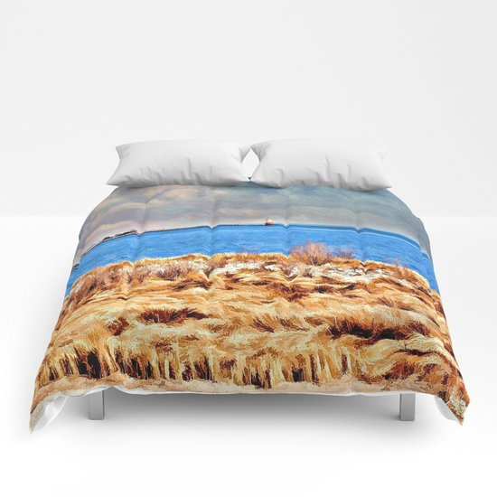 Harbor of Tranquility  Comforters