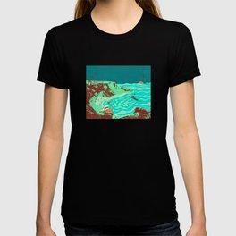 PHANTOM SHORE T-shirt