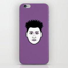 Rebellious Jukebox #12 iPhone & iPod Skin