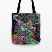 maps Tote Bags featuring Maps by Hipsterdirtbag