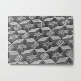 Sayram ornament Metal Print