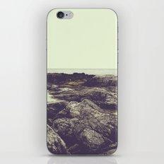 rocky coast iPhone & iPod Skin