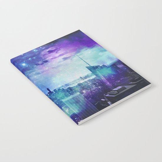 New York Night Notebook