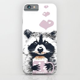 goodmorning iPhone Case