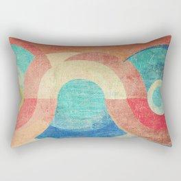 Yin Yang and Something More Rectangular Pillow