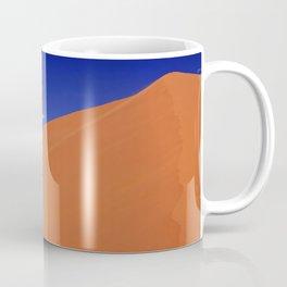 Dune in the Namib desert - Namibia Coffee Mug