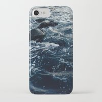 salt water iPhone & iPod Cases featuring Salt Water Study by Teal Thomsen Photography