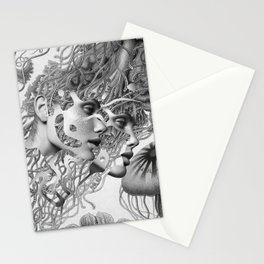 I Will Be There Once More Stationery Cards