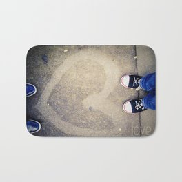 Street Love Bath Mat