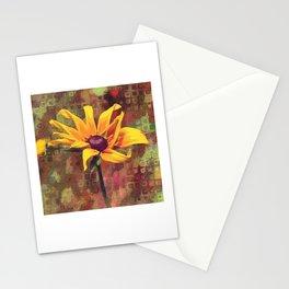 Crazy Daisy Stationery Cards