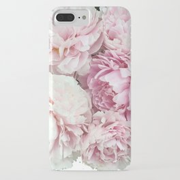A bunch of peonies iPhone Case